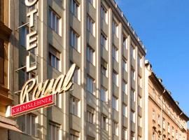 Hotel Royal, hotel a Vienna, 01. Innere Stadt