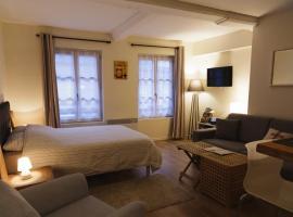 Le Studio du Gouverneur, hotel in Honfleur