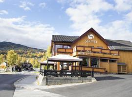 Solstad Hotel & Motel, hotell i Gol