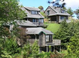 Grafton Cottage & Chalets, B&B in Thames