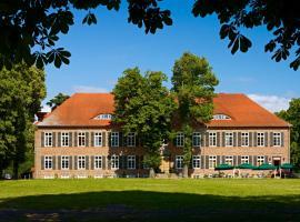 Romantik Hotel Gutshaus Ludorf, Hotel in Ludorf