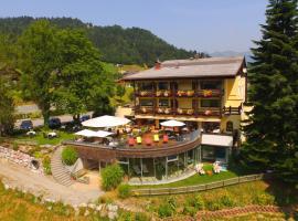 Naturhotel Taleu, Hotel in Bürserberg