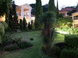 Little Tuscany Boutique Hotel, hotel in Johannesburg