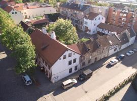 Litinterp Klaipeda Guest House, atostogų būstas mieste Klaipėda