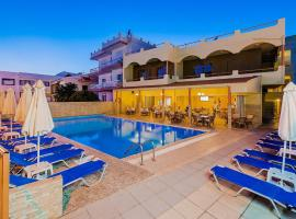 Esmeralda Hotel, hotel in Kremasti