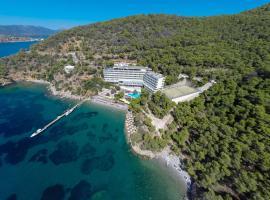 Sirene Blue Resort, ξενοδοχείο στον Πόρο