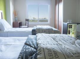 Park View Hotel & Residences, hotel in Campana