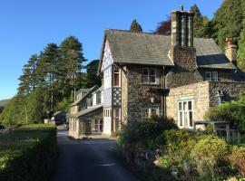 Ravenstone Manor, pet-friendly hotel in Keswick