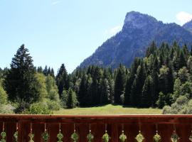 Ferienwohnung Oberammergau, Ferienwohnung in Oberammergau