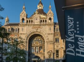 De Keyser Hotel, hotel near Lotto Arena, Antwerp