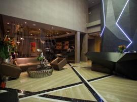 Aria Spa Hotel, отель в Вологде