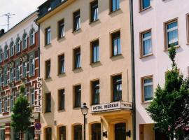 Hotel Merkur Garni, Hotel in Zwickau