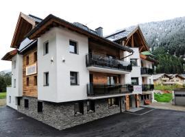 Apart Salner, apartment in Ischgl