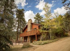Amberwood, lodge in Estes Park