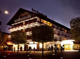 Hotel Bayerischer Hof, Hotel in Bad Füssing