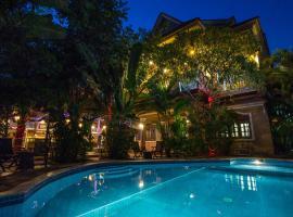 Le Tigre Hotel, hotel in Siem Reap