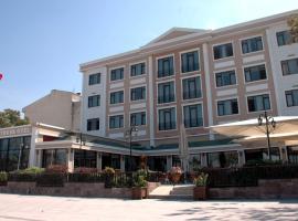 Buyuk Truva Hotel, отель в городе Чанаккале