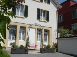 """Guest house - Maison d'hôtes """"Relais des Saars"""", hôtel à Neuchâtel près de: Laténium"""