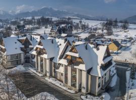 Rent like home - Tatrzańska Ostoja, hotel in Zakopane