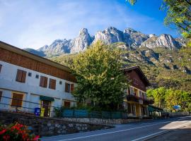 La Baita, hotel in zona Montecampione Resort, Boario Terme