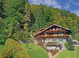 Gästehaus Bergwald, Pension in Berchtesgaden