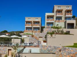 Mystery Skiathos Luxury Residence, appartamento a Città di Skiathos