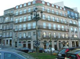 Hotel Lino, hotel in Vigo