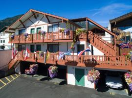 Obertal Inn, B&B in Leavenworth