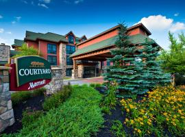 Courtyard Marriott Lake Placid, hotel near John Brown Farm State Historic Site, Lake Placid