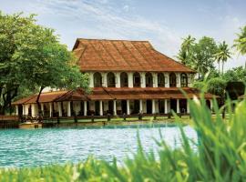Taj Kumarakom Resort and Spa Kerala, accessible hotel in Kumarakom