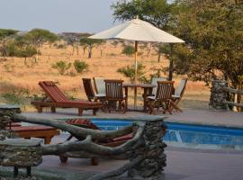 Grumeti Migration Camp, hotel in Ikoma