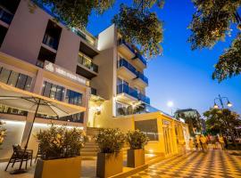 Hotel Vista Mare & Spa, hôtel à Cesenatico