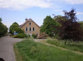 Resort De Vlasschure, hotel in Wissenkerke