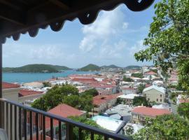 Galleon House Hotel, hotel in Charlotte Amalie