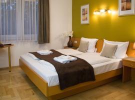 Garni Hotel Rödelheimer Hof, hotel in Frankfurt/Main