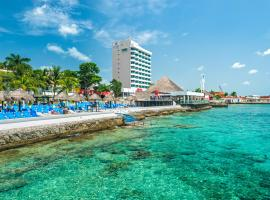 El Cid La Ceiba Beach, resort in Cozumel