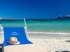Hotel Stefania Boutique Hotel by the Beach, hotel a Olbia