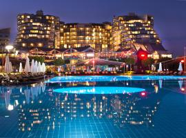 Limak Lara De Luxe Hotel, курортный отель в Ларе