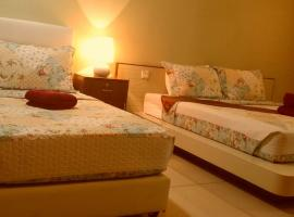 Puteri Suite at KBCC Apartment, homestay in Kota Bharu