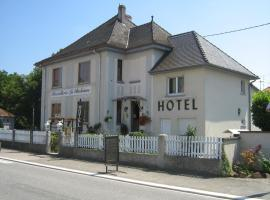 Hostellerie La Boheme, hotel in zona Aeroporto di Baden - FKB, Roppenheim