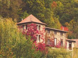 Casa Etxalde, country house in Camprodon