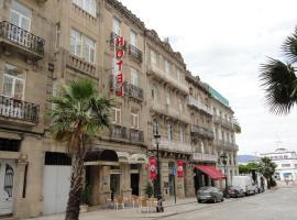 Hotel Compostela Vigo, hotel en Vigo