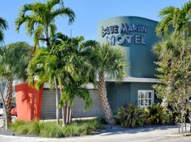 Blue Marlin Motel, hotel in Key West