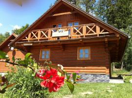 Chata Devena, hotel near Snowland Valcianska Valley, Stará Turá