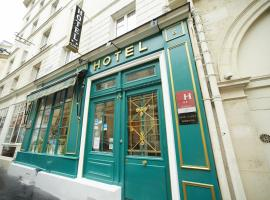 Hotel Cluny Sorbonne, hotel in Latin Quarter, Paris