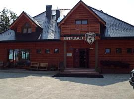 Pensjonat Pod 5 – hotel w pobliżu miejsca Wyciąg narciarski Kopa w mieście Karpacz