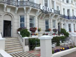 Oban Hotel, hotel near Redoubt Fortress, Eastbourne