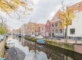Apartment Bakenessergracht, apartment in Haarlem