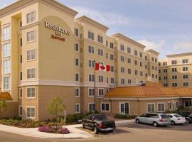 Residence Inn by Marriott Mississauga-Airport Corporate Centre West, hotel a Mississauga