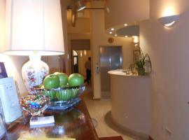 Hotel Atlantic, hotel en Bolonia